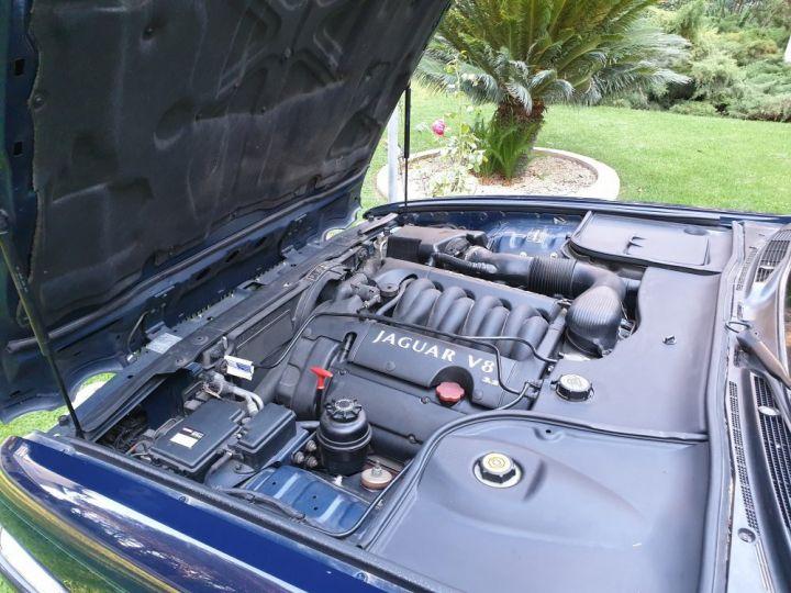 Jaguar XJ8 3.2 L V8 PACK CLASSIC BLEU NUIT METALLISE - 15