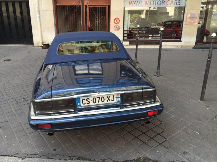 Jaguar XJS 4.0 Cabriolet Bleu nuit Occasion - 3