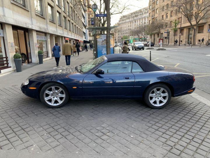 Jaguar XK8 Bleu nuit  Occasion - 2