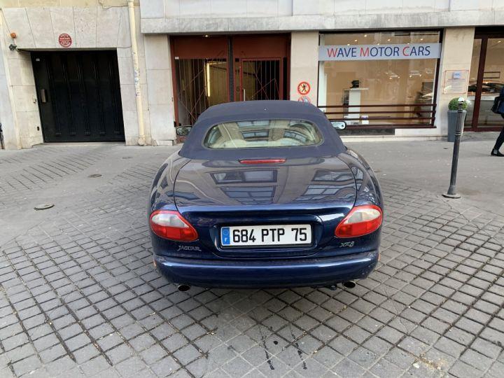 Jaguar XK8 Bleu nuit  Occasion - 3