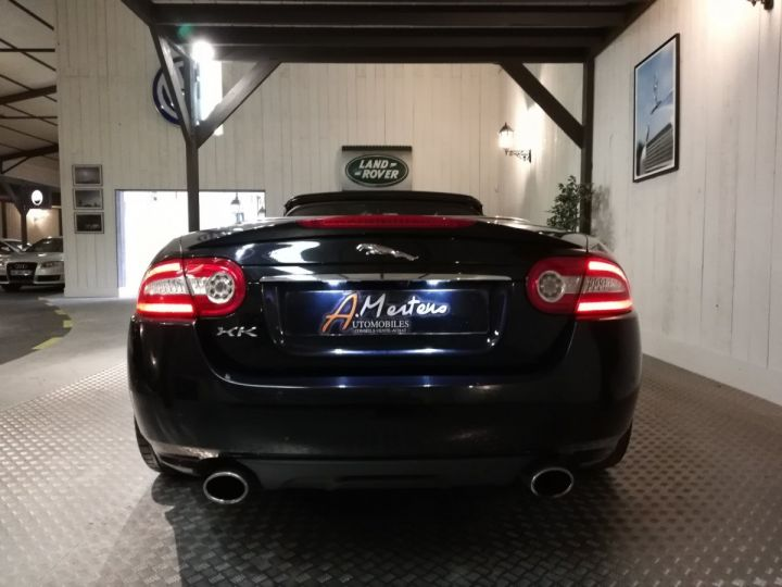 Jaguar XKR 4.2 416 CV SUPERCHARGED Noir - 4
