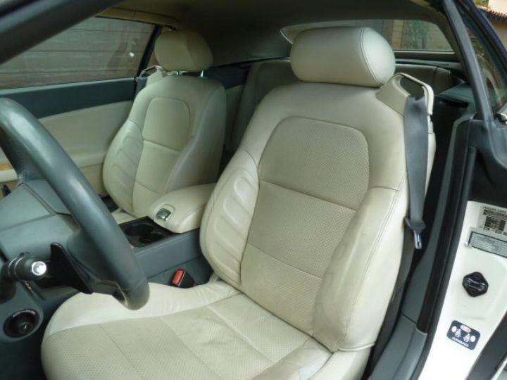 Jaguar XKR 4.2 L CONVERTIBLE BVA BLANC - 16