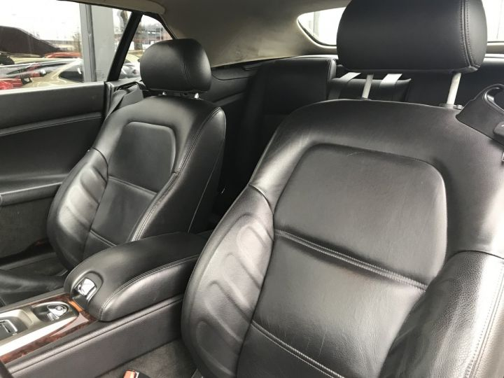Jaguar XKR CABRIOLET 4.2 V8 416 R BVA vert metal - 12