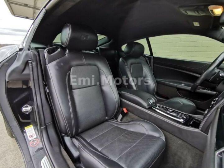 Jaguar XKR XK Coupé 5.0 V8 510 CV R XKR Compressor Toutes options et Garantie 12 Mois Livrée Noir Métal - 6