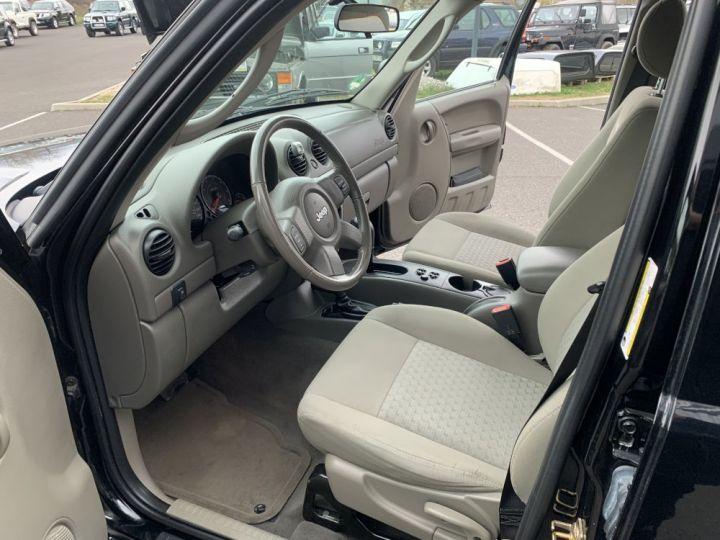 Jeep Cherokee 3.7 L V6 204 CV Renegade Noire - 11
