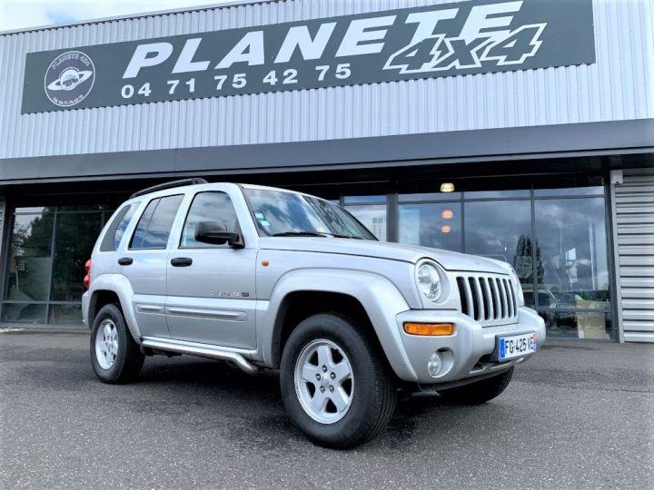 Jeep Cherokee KJ 3.7 L V6 211 CV BVA Limited Gris clair - 1