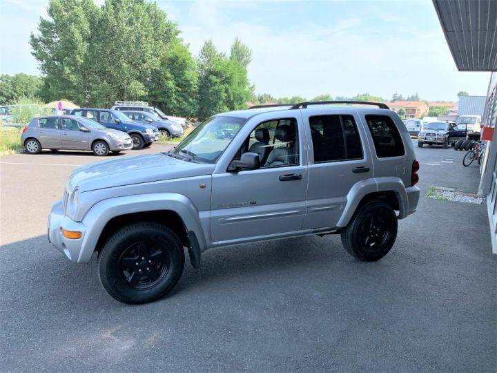 Jeep Cherokee KJ 3.7 L V6 211 CV BVA Limited Gris clair - 4