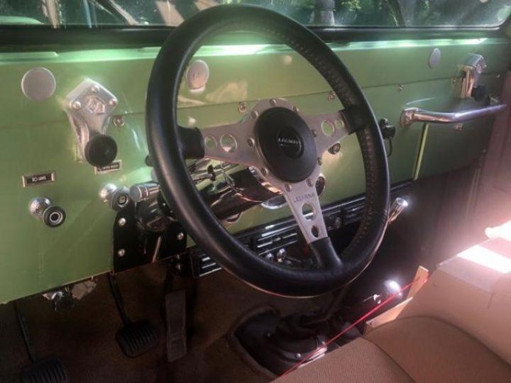 Jeep CJ5 - CJ8 Vert  Occasion - 5