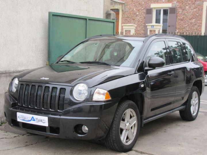 Jeep COMPASS 2.0 CRD LIMITED NOIR Occasion - 1