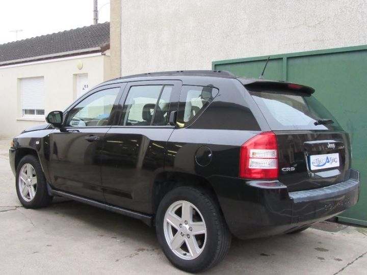 Jeep COMPASS 2.0 CRD LIMITED NOIR Occasion - 3