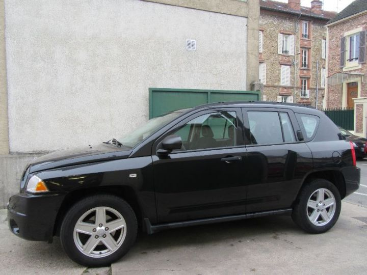 Jeep COMPASS 2.0 CRD LIMITED NOIR Occasion - 5