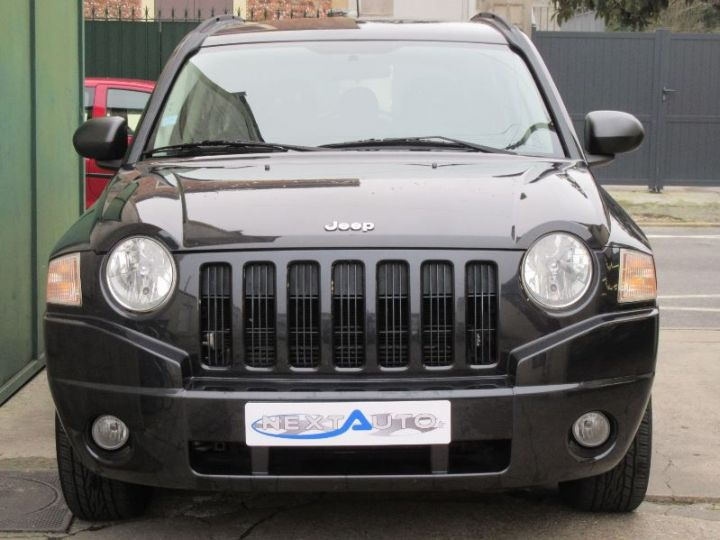Jeep COMPASS 2.0 CRD LIMITED NOIR Occasion - 6