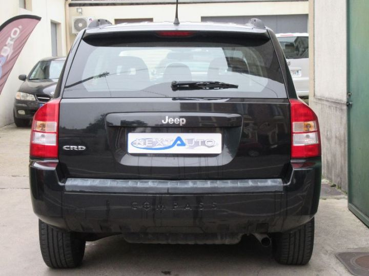 Jeep COMPASS 2.0 CRD LIMITED NOIR Occasion - 7