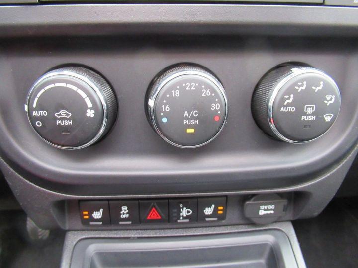 Jeep Compass 2.2 CRD 163 FAP LIMITED 4X4 Noir - 18