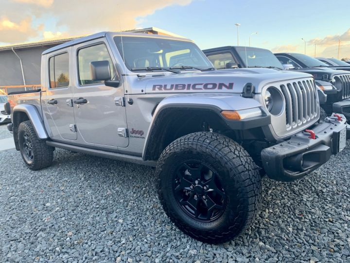 Jeep Gladiator RUBICON Launch Edition Noir Neuf - 1