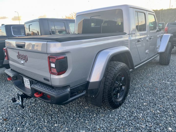 Jeep Gladiator RUBICON Launch Edition Noir Neuf - 6