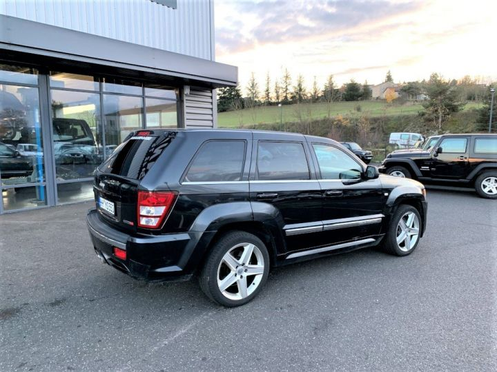 Jeep Grand Cherokee 6.1 L V8 425 CV SRT8 équipé Ethanol Noir - 7