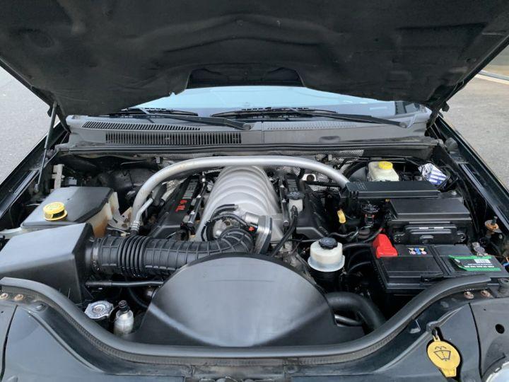 Jeep Grand Cherokee 6.1 L V8 425 CV SRT8 équipé Ethanol Noir - 13