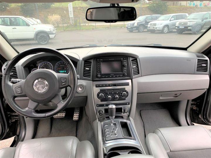 Jeep Grand Cherokee 6.1 L V8 425 CV SRT8 équipé Ethanol Noir - 16