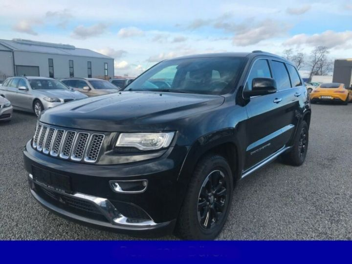 Jeep Grand Cherokee IV 3.0 V6 CRD 250 Summit BVA8 NOIR - 3