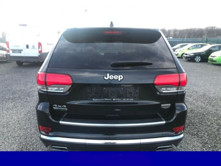 Jeep Grand Cherokee IV 3.0 V6 CRD 250 Summit BVA8 NOIR - 14