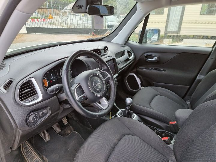 Jeep Renegade 2.0 MULTIJET S&S 120CH ASPEN 4X4 Blanc - 7