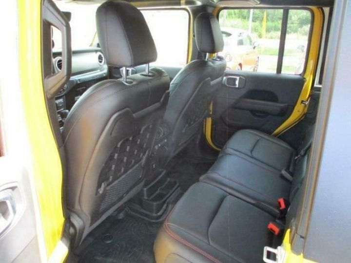 Jeep WRANGLER 2.2 CRDi  JAUNE PEINTURE METALISE  Occasion - 4