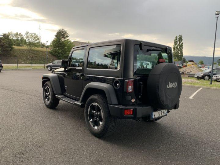 Jeep WRANGLER 2.8 L CRD 200 CV Noir - 6