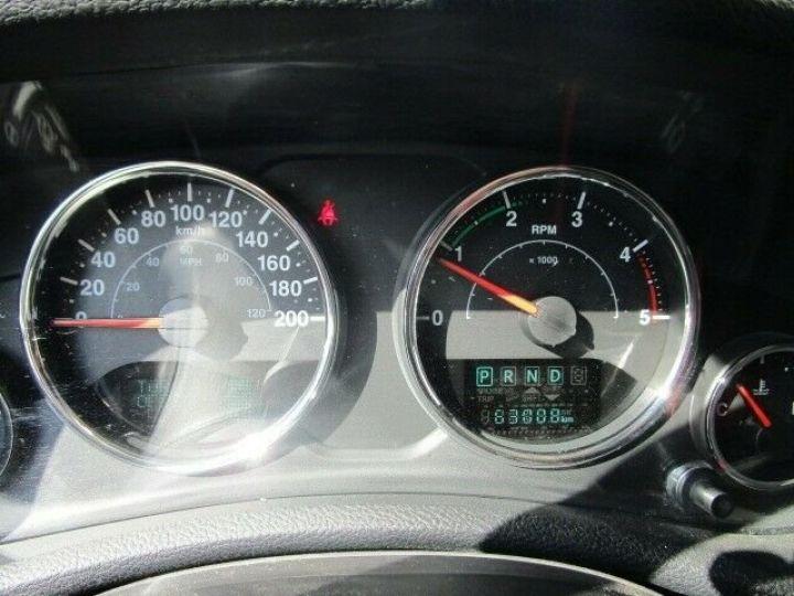 Jeep Wrangler Jeep Wrangler 2.8 CRD 200ch Unlimired Sahara BVA: GPS/ Attelage/ Gtie 12Mois/ TOUT INCLUS Blanc - 6