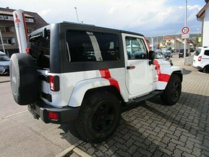 Jeep Wrangler Jeep Wrangler 2.8 CRD 200ch Unlimired Sahara BVA: GPS/ Attelage/ Gtie 12Mois/ TOUT INCLUS Blanc - 11