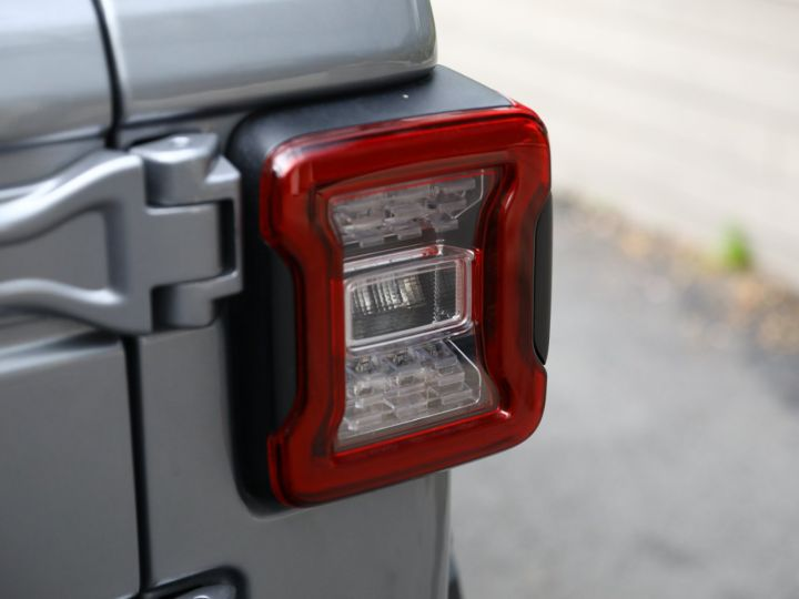 Jeep Wrangler JEEP WRANGLER IV 2.0 I T 272 4WD OVERLAND AUTO 2PORTES / MALUS PAYE Gris Metal - 15