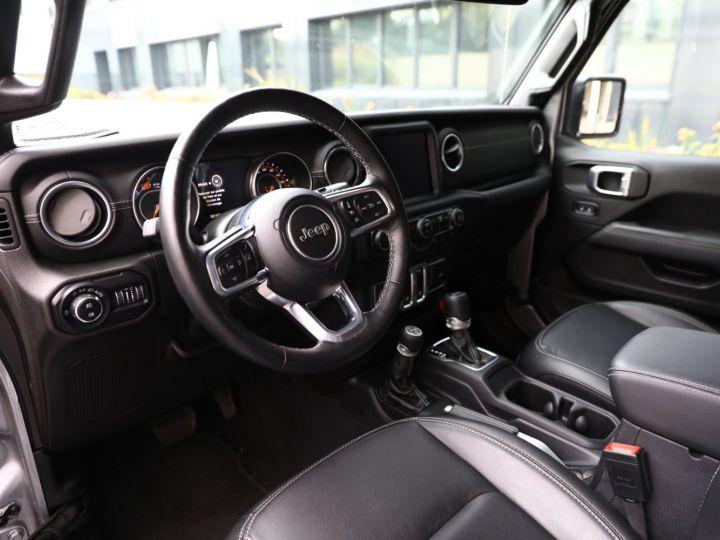 Jeep Wrangler JEEP WRANGLER IV 2.0 I T 272 4WD OVERLAND AUTO 2PORTES / MALUS PAYE Gris Metal - 23