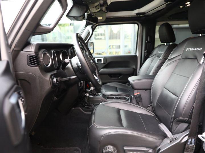 Jeep Wrangler JEEP WRANGLER IV 2.0 I T 272 4WD OVERLAND AUTO 2PORTES / MALUS PAYE Gris Metal - 24