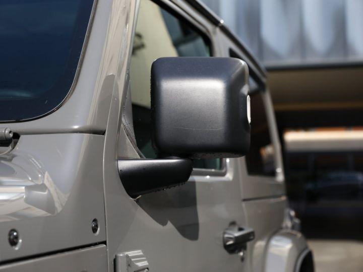 Jeep Wrangler JEEP WRANGLER IV 2.0 I T 272 SAHARA AUTO 2P / FRANCAIS / MALUS PAYE Gris Vernis - 9
