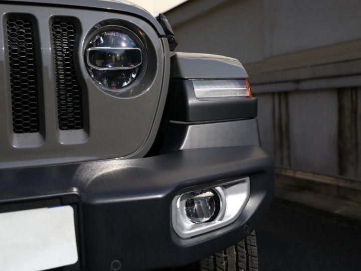 Jeep Wrangler JEEP WRANGLER IV 2.0 I T 272 SAHARA AUTO 2P / FRANCAIS / MALUS PAYE Gris Vernis - 14