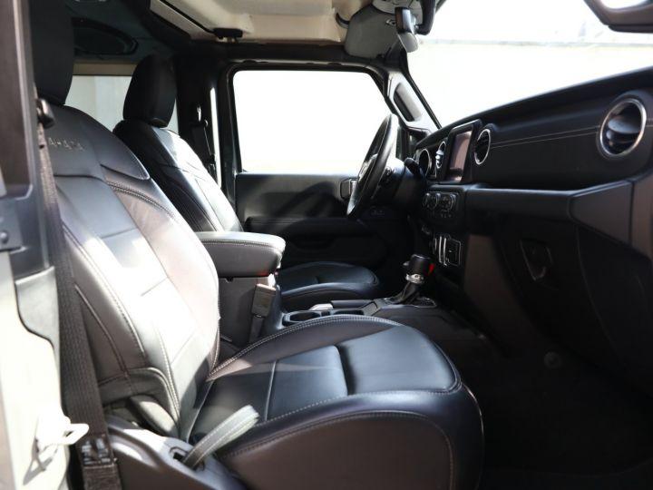 Jeep Wrangler JEEP WRANGLER IV 2.0 I T 272 SAHARA AUTO 2P / FRANCAIS / MALUS PAYE Gris Vernis - 23