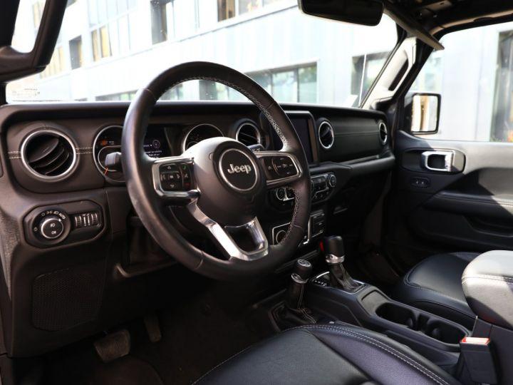 Jeep Wrangler JEEP WRANGLER IV 2.0 I T 272 SAHARA AUTO 2P / FRANCAIS / MALUS PAYE Gris Vernis - 32