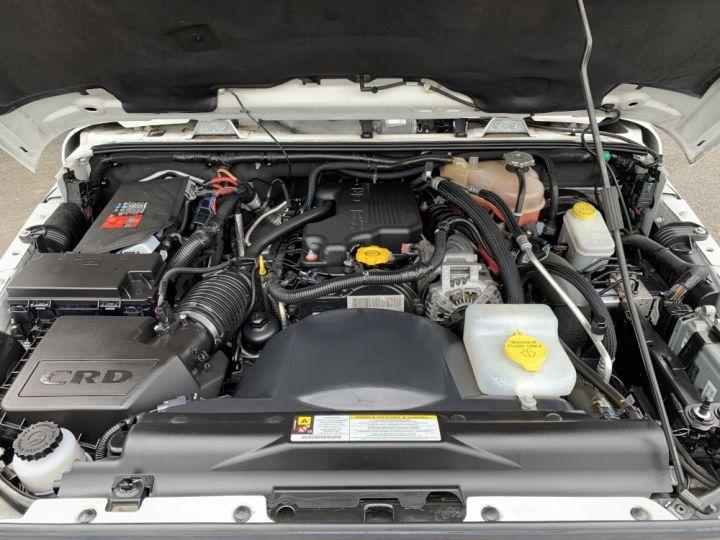Jeep Wrangler JK 2.8 L CRD 200 CV Sport Boite mécanique Blanc - 8