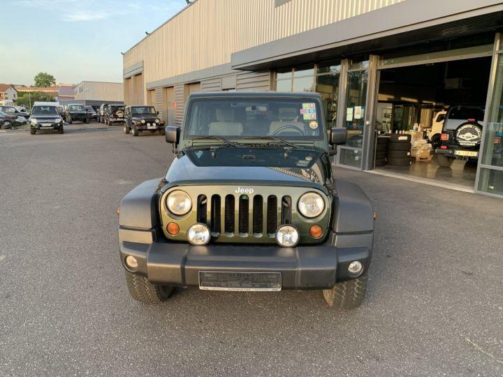 Jeep Wrangler JK 3.8 L V6 RUBICON Vert Foncé - 3