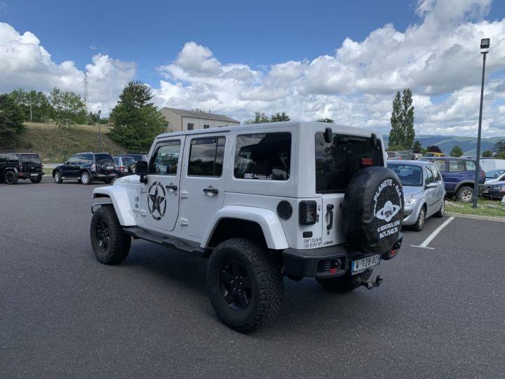 Jeep WRANGLER JK ULIMITED 2.8 L CRD 200 CV Arctic Blanc - 6