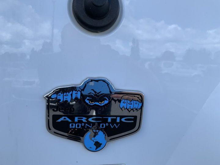 Jeep WRANGLER JK ULIMITED 2.8 L CRD 200 CV Arctic Blanc - 10