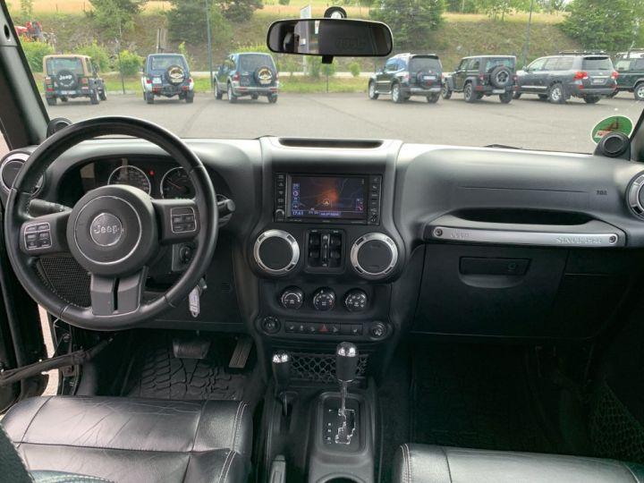Jeep Wrangler JK ULIMITED 2.8 L CRD 256 CV Sahara Noire - 15