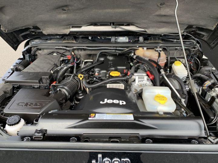 Jeep Wrangler JK ULIMITED 2.8 L CRD 256 CV Sahara Noire - 16