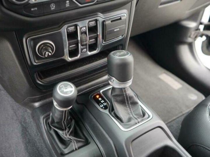 Jeep Wrangler SAHARA 2.2 CRDI 4X4 AT8  NOIR Occasion - 11