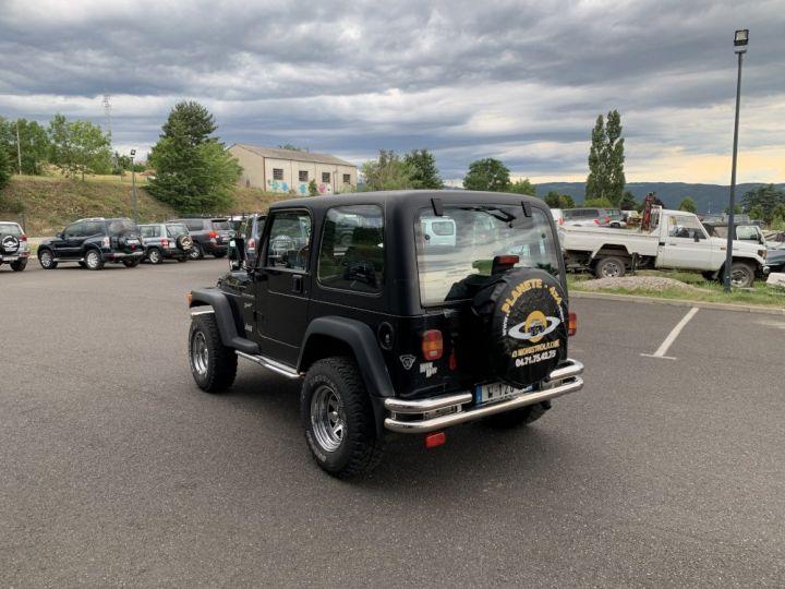 Jeep WRANGLER TJ 2.5 L 118 CV Sport Noir - 4