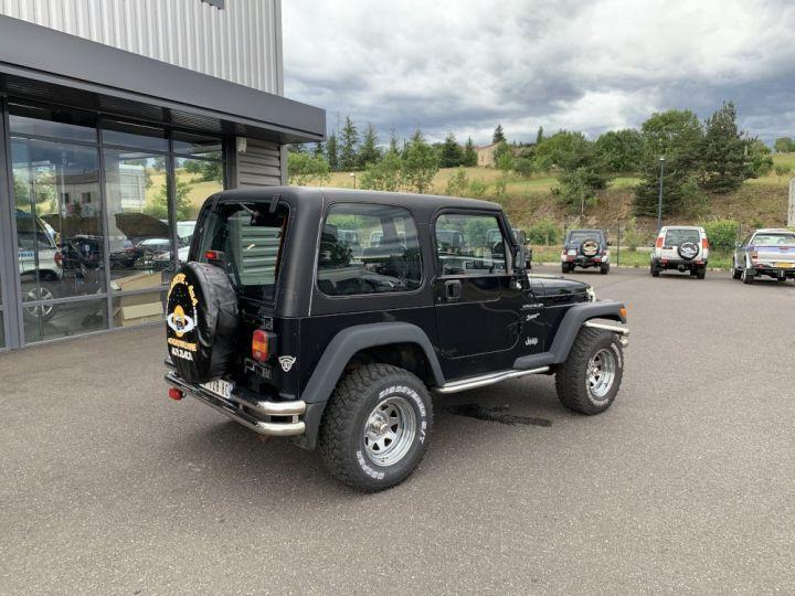 Jeep WRANGLER TJ 2.5 L 118 CV Sport Noir - 6