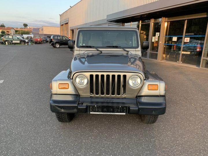 Jeep Wrangler TJ 4 L 177 CV Sahara Edition  Champagne - 2