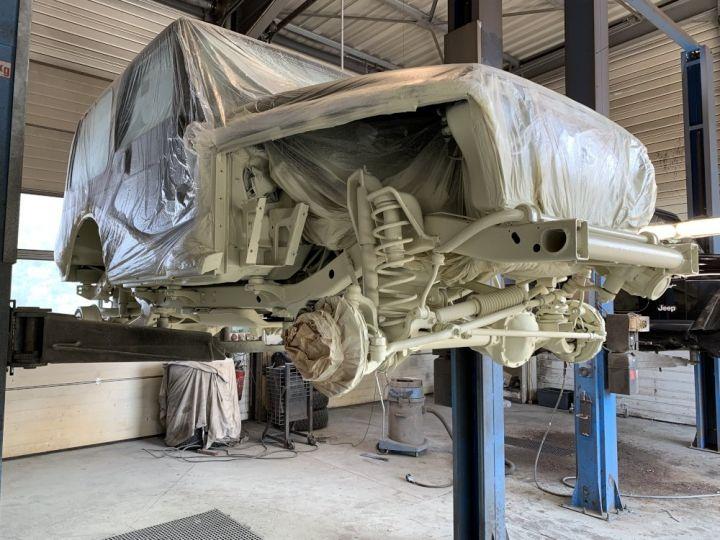 Jeep WRANGLER TJ 4 L 177 CV Sport Vert Foncé - 12