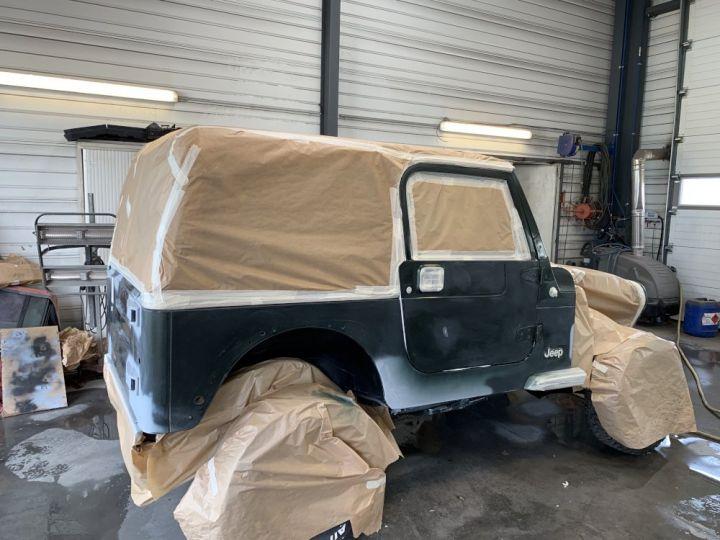 Jeep WRANGLER TJ 4 L 177 CV Sport Vert Foncé - 21