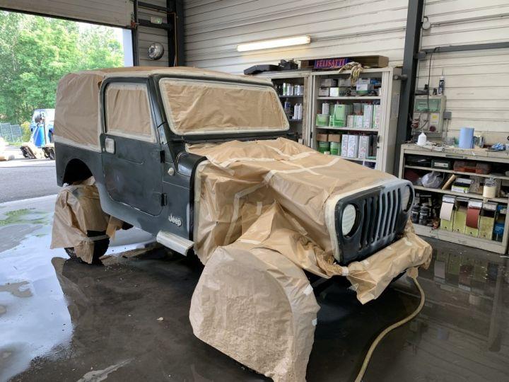 Jeep WRANGLER TJ 4 L 177 CV Sport Vert Foncé - 20